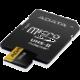 ADATA Micro SDXC Premier One 256GB UHS-II U3 + SD adaptér