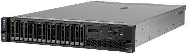 Lenovo System x TS x3650 M6 /E5-2620v4/16GB/2x300GB SAS 10K/2x550W/Rack