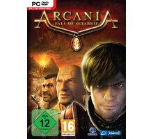 Arcania: Gothic 4 - Fall of Setarrif (PC) - PC - 8592720110074