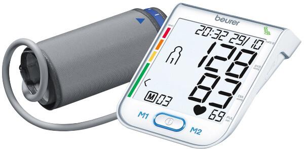 Beurer tlakoměr, pulsoměr na paži