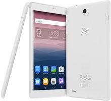 ALCATEL OT-PIXI 3 (8) - 16GB, bílá - POTBAL8070051 + Zdarma Tablet YENKEE YBT 0820GY Pouzdro Bubble 8´ (v ceně 249,-)