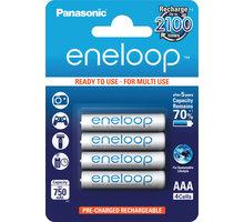 Panasonic 4MCCE/4BE ENELOOP AAA 4x 2100