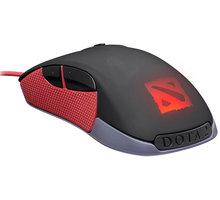STEELSeries Rival Mouse - Dota 2 Edition, černá - 62273