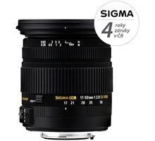 SIGMA 17-50/2.8 EX DC OS HSM Canon - SI 583954