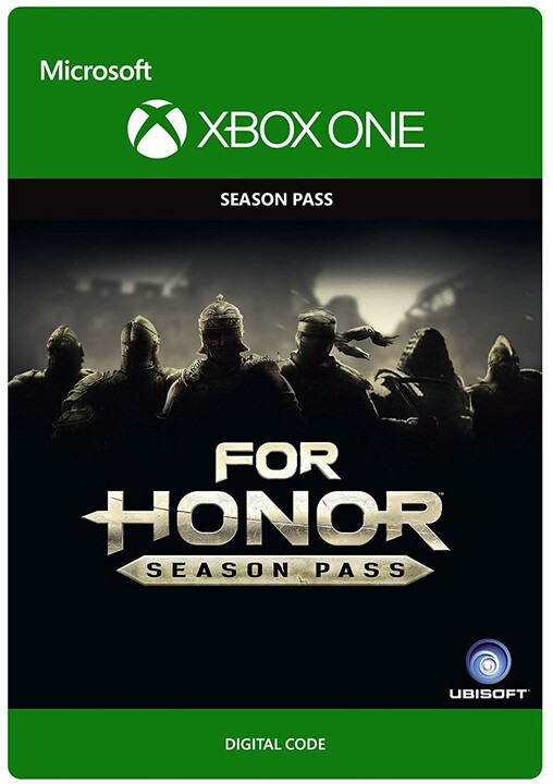 For Honor: Season Pass (Xbox ONE) - elektronicky