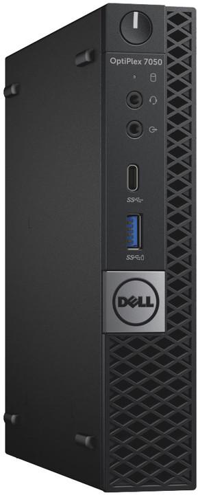 Dell OptiPlex 7050 Micro, černá