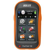 HOLUX Funtrek 132 + Mapy CZ/SK + TM CZ 25 - 97153-10N-mapy25
