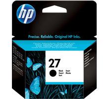 HP C8727AE, no.27, černá
