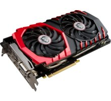 MSI GeForce GTX 1080 GAMING+ 8G, 8GB GDDR5X
