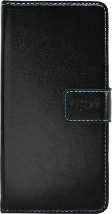 FIXED Opus pouzdro typu kniha pro Sony Xperia XA1, černé
