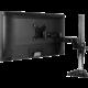 """Arctic stolní držák Z1 Pro pro LCD do 32"""", USB 3.0 HUB, černá"""
