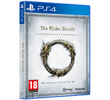 The Elder Scrolls Online: Tamriel Unlimited - PS4 - 0093155149380