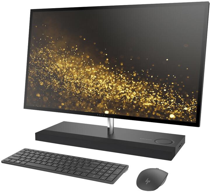 HP Envy 27 (27-b150nc), šedá