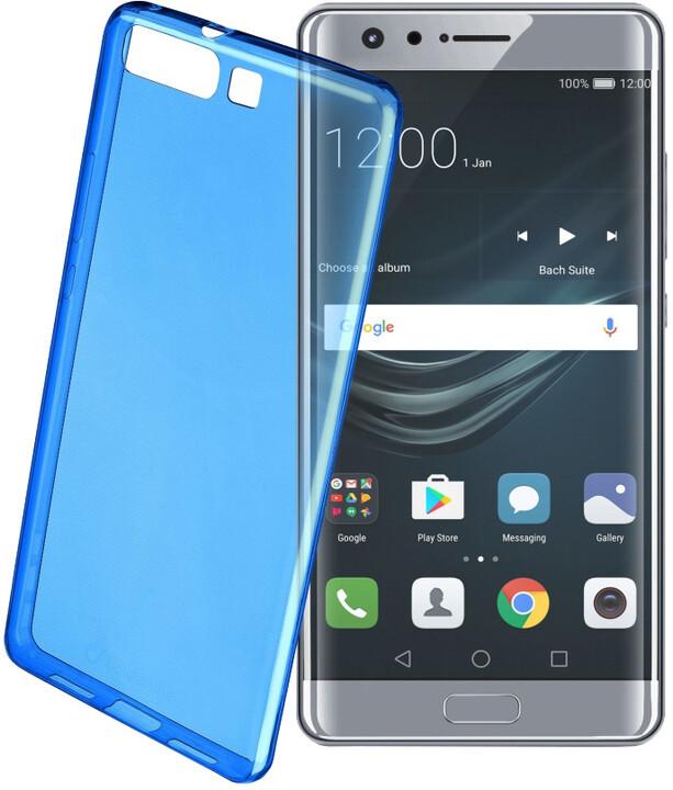 CellularLine COLOR barevné gelové pouzdro pro Huawei P10, modré
