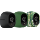 NETGEAR Arlo - Ochranný silikonový kryt kamery - černá, zelená, kamufláž - 3 v balení