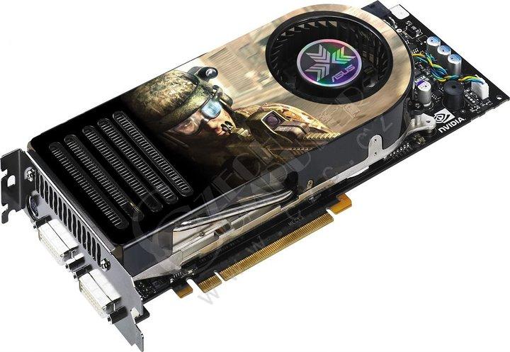 Asus EN8800GTX/HTDP 768MB, PCI-E