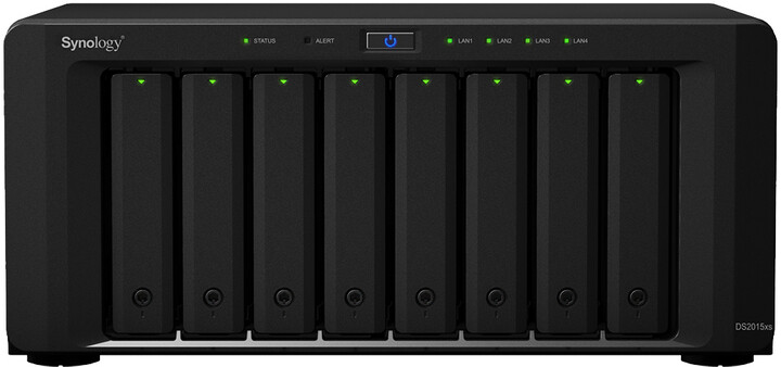 Synology DS2015xs DiskStation