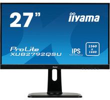 "iiyama ProLite XUB2792QSU - LED monitor 27"" - XUB2792QSU-B1"