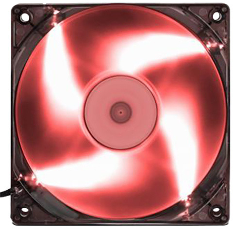 Evolveo 120mm, LED červený