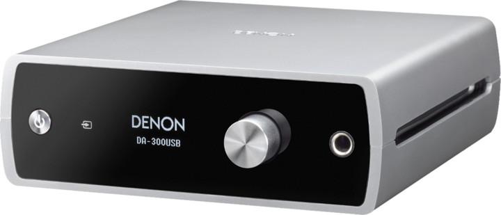 Denon DA-300 USB, DA převodník