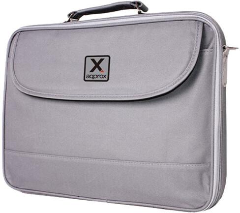 "Approx! 15.6"" Basic Notebook bag, 15.6"" - šedá"