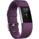 Fitbit Charge 2 Accessory TPU Band L, fialová