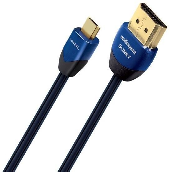 Audioquest Slinky HDMI - MHL, 2m