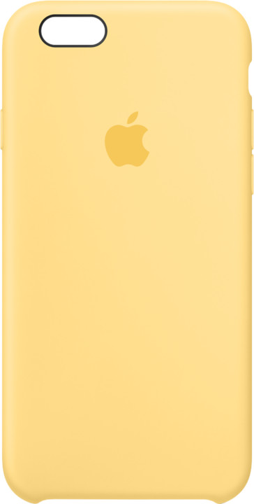 Apple iPhone 6s Silicone Case - Yellow