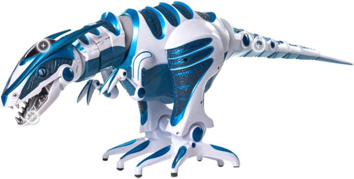 WowWee Roboraptor Blue - inteligentní robotický dinosaurus