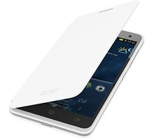 Acer pouzdro pro Liquid Z520, flip cover, bílá - HP.BAG11.01N