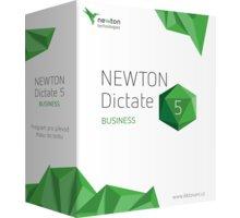 NEWTON Dictate 5 Business, 1 PC, bez časového omezení - NTND5BUSECZ