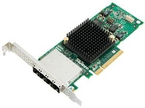 ADAPTEC HBA 70165H Single SAS/SATA 16 ext. portů, x8 PCIe