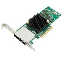 ADAPTEC HBA 70165H Single SAS/SATA 16 ext. portů, x8 PCIe - 2278500-R