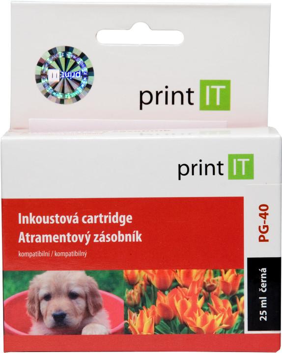 PRINT IT alternativní Canon PG-40