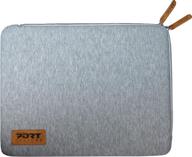 """Port TORINO univerzální neoprenové pouzdro na 15,6"""" notebook, šedé"""