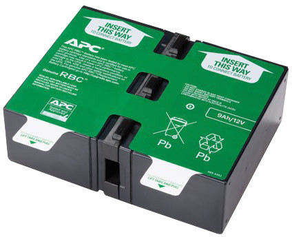 APC Battery replacement Cartridge RBC124