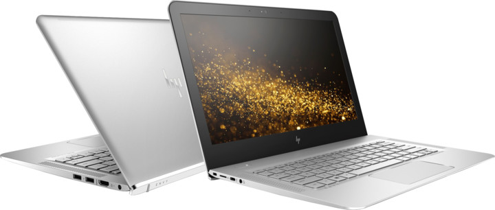 HP Envy 13 (13-ab002nc), stříbrná