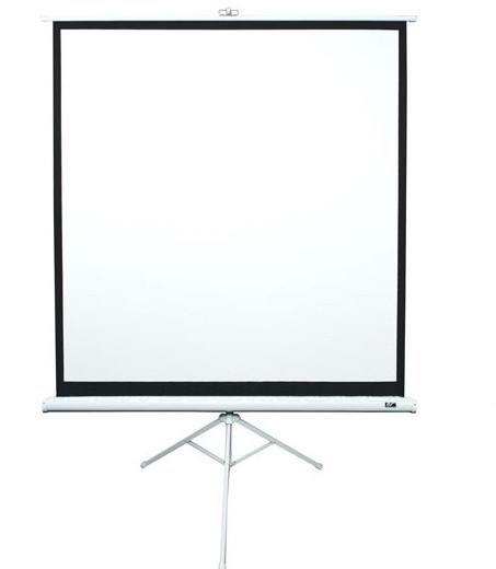 """Elite Screens plátno mobilní trojnožka, 85"""" (1:1)"""