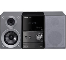Panasonic SC-PM600EG, stříbrná - SC-PM600EG-S