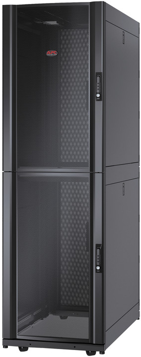 APC NetShelter SX Colocation 2 x 20U 600mm x 1070mm