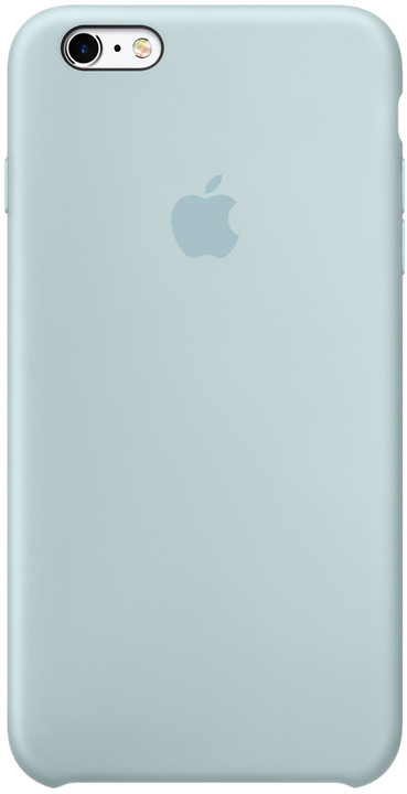 Apple iPhone 6s Plus Silicone Case, tyrkysová