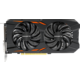 GIGABYTE GeForce GTX 1050 Ti Windforce OC 4G, 4GB GDDR5