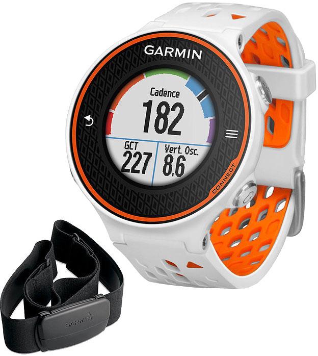 GARMIN Forerunner 620 HR Run, bílá