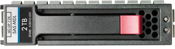 HP 6G SAS 7.2K rpm LFF (3.5-inch) - 2TB