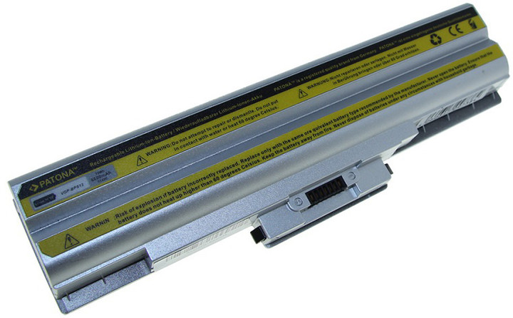 Patona baterie pro Sony VGP-BPS13 6600mAh Li-Ion 11,1V