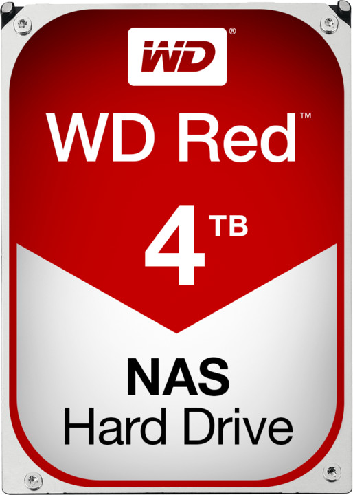 WD Red (EFRX) - 4TB