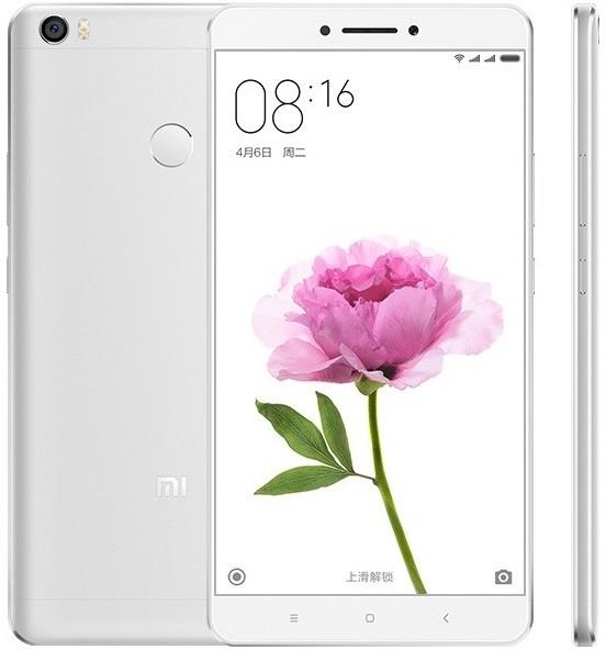 Xiaomi Mi Max - 32GB, LTE, stříbrná