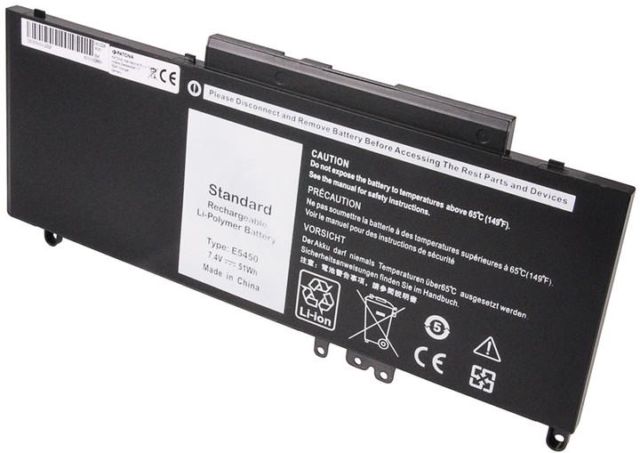 Patona baterie pro DELL E5450 7000mAh Li-Pol 7,4V