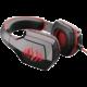 C-TECH GHS-03R Raiden, černá/červená