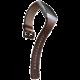 Fitbit Ionic perforovaný kožený řemínek Cognac - velikost L